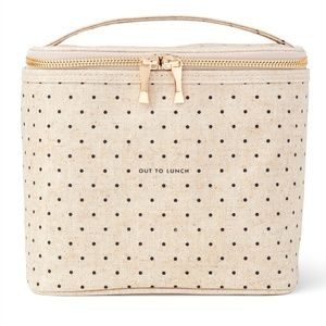 "Kate spade ""out to lunch"" lunchbag"